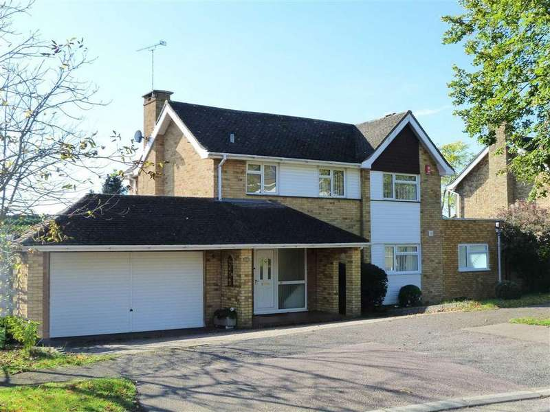 3 Bedrooms Detached House for sale in Carleton Rise, Welwyn Village