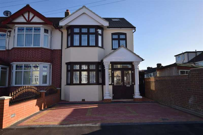 6 Bedrooms End Of Terrace House for sale in Norbury Gardens, Romford