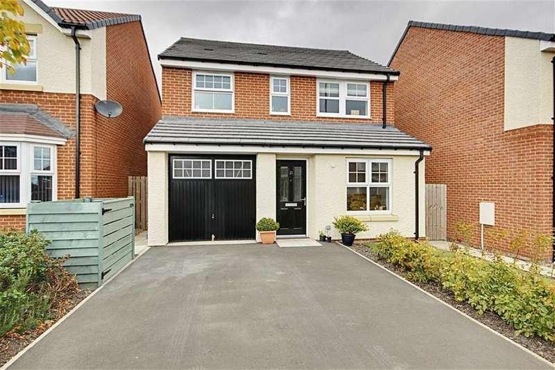3 Bedrooms Detached House for sale in Monkton Lane, Hebburn, Tyne Wear