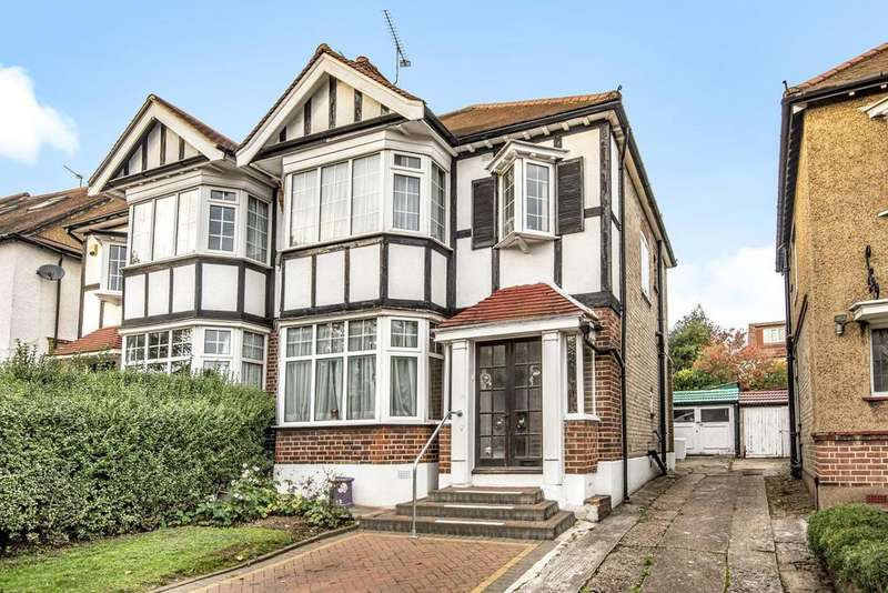 3 Bedrooms Semi Detached House for sale in Ravensdale Avenue, North Finchley