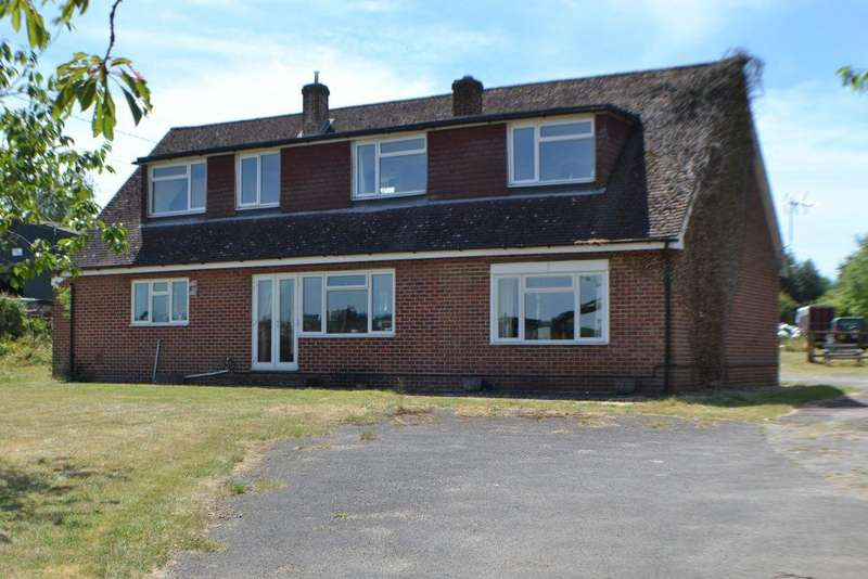 4 Bedrooms Detached House for sale in Rag Hill Aldermaston