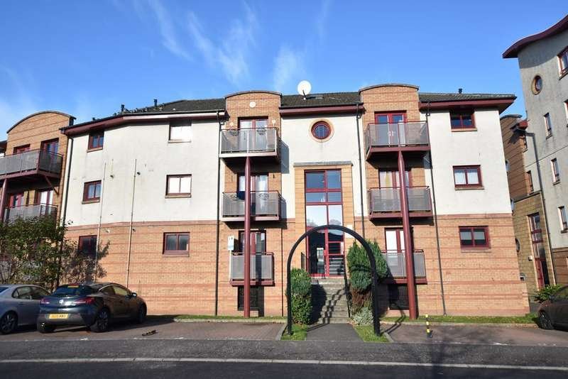 2 Bedrooms Apartment Flat for sale in 42 Rowallan Court, Ayr, KA7 1JR