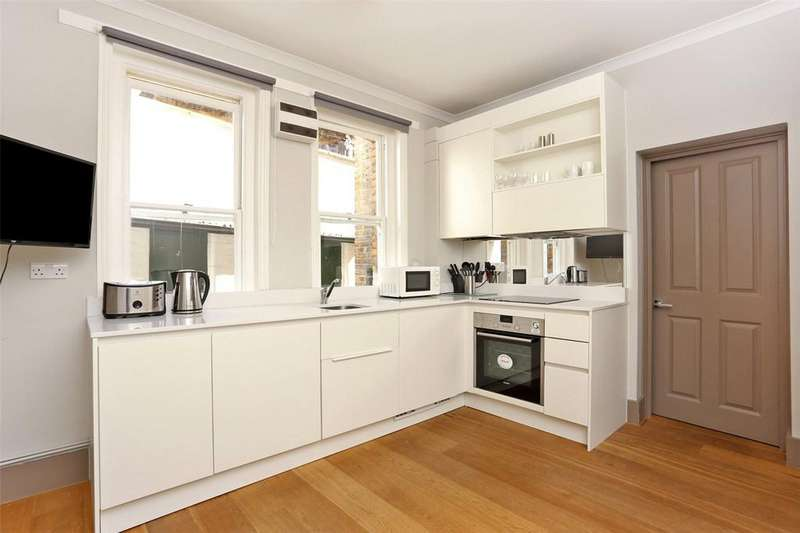 1 Bedroom Flat for sale in Cleveland Residences, Goodge Street, W1T