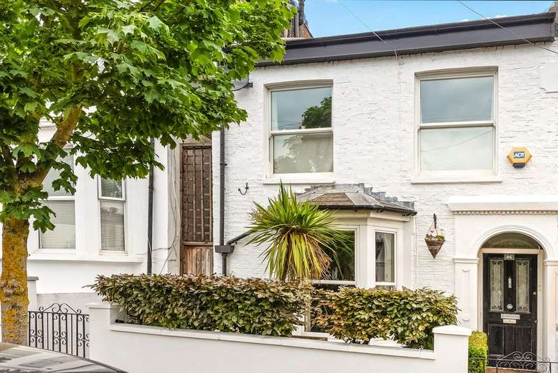 4 Bedrooms Semi Detached House for sale in Shakespeare Road