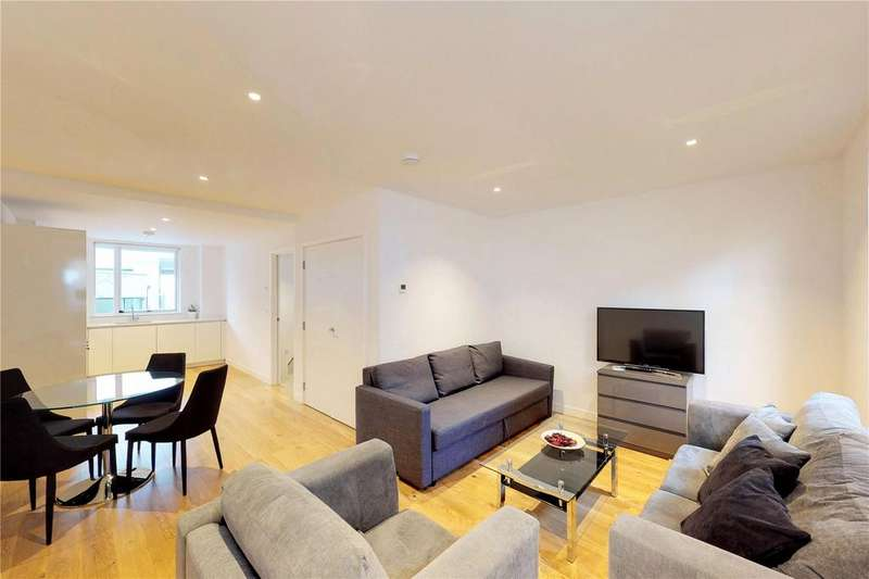 2 Bedrooms Flat for sale in Hand Axe Yard, WC1X
