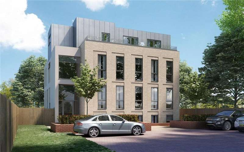 2 Bedrooms Flat for sale in London Road, St. Albans, Hertfordshire