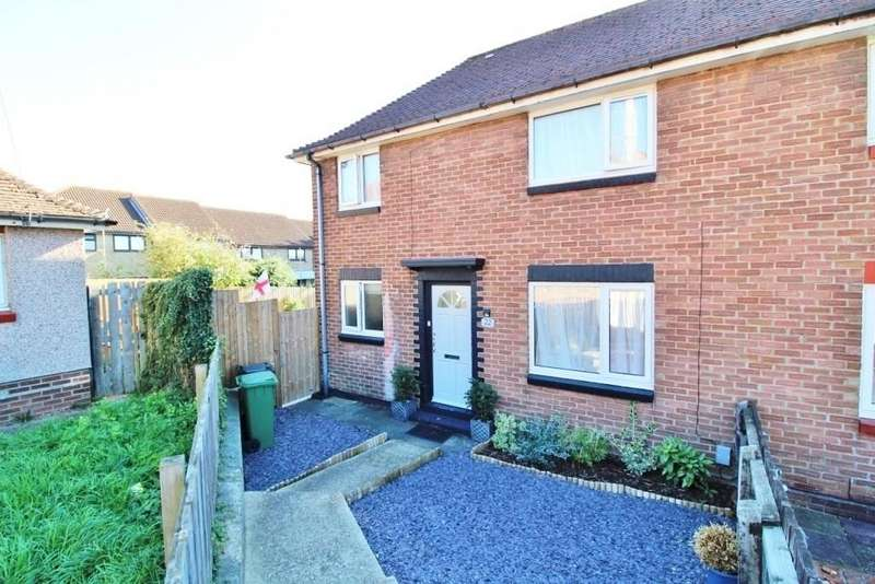 2 Bedrooms End Of Terrace House for sale in Norwich Road, Wymering