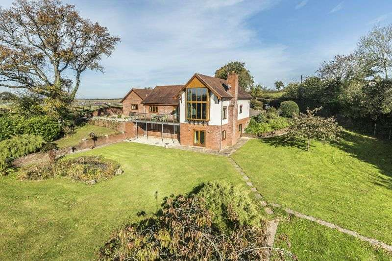 4 Bedrooms Detached House for sale in EAST HILL, OTTERY ST MARY