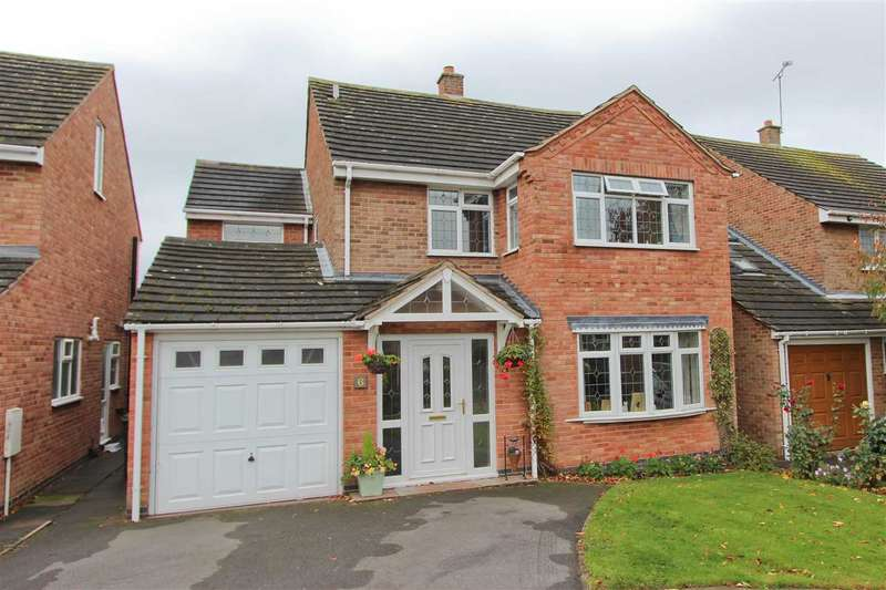 4 Bedrooms Detached House for sale in Sharps Close, Thornton