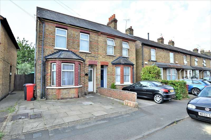 3 Bedrooms Semi Detached House for sale in Montague Road, Slough SL1
