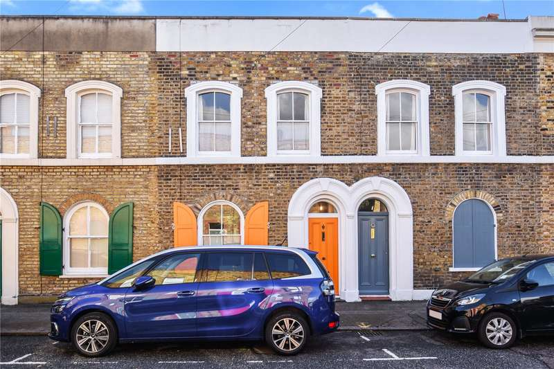 3 Bedrooms House for sale in Cyprus Street, Bethnal Green, London, E2