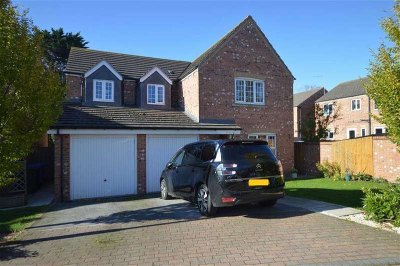 5 Bedrooms Detached House for sale in Farrants Way, Hornsea, East Yorkshire