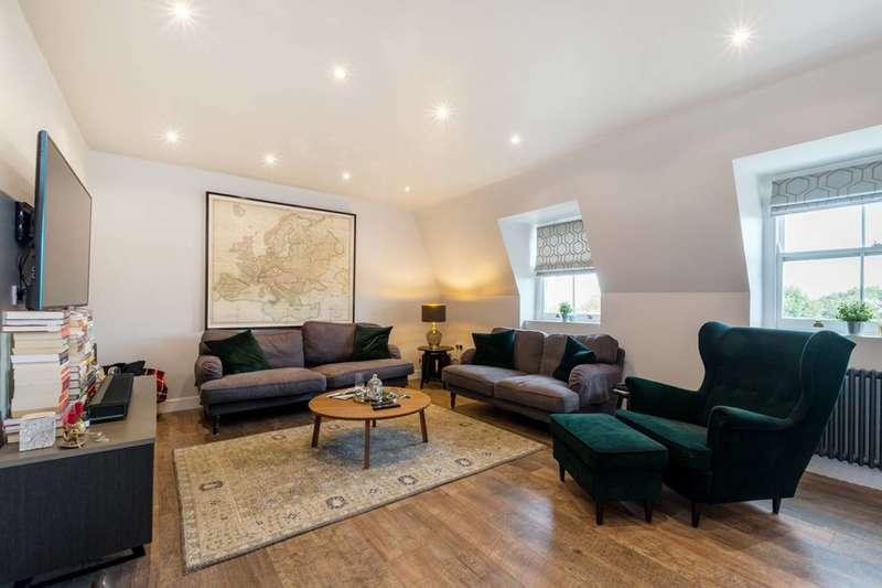 3 Bedrooms Flat for sale in Mount Ephraim Road, Streatham, SW16