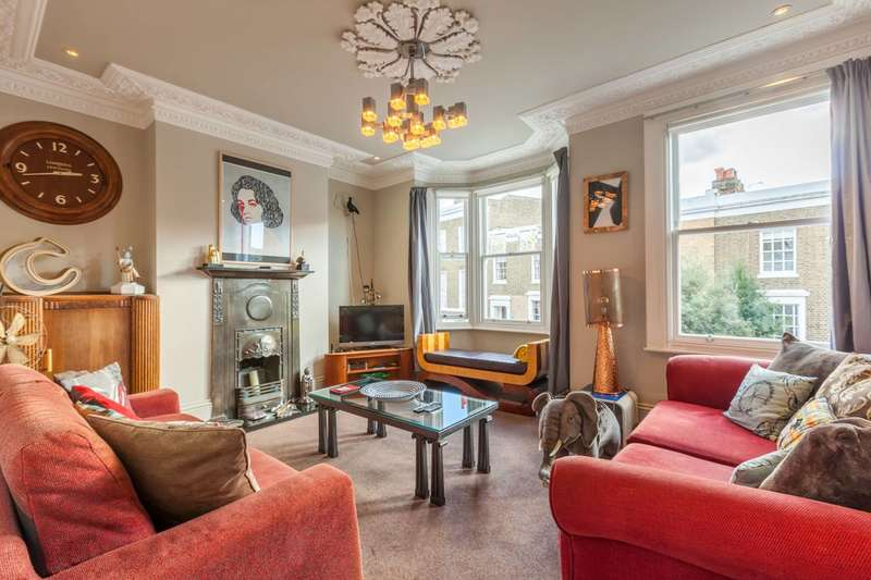 4 Bedrooms House for sale in Stockwell Green, Stockwell, SW9