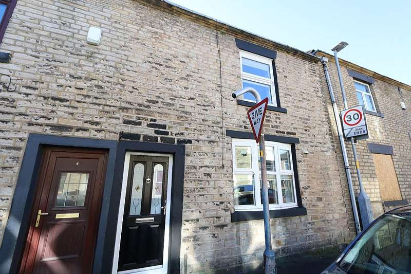 2 Bedrooms Terraced House for sale in Argyle Street, Greater Manchester, Greater Manchester, OL5 0HF