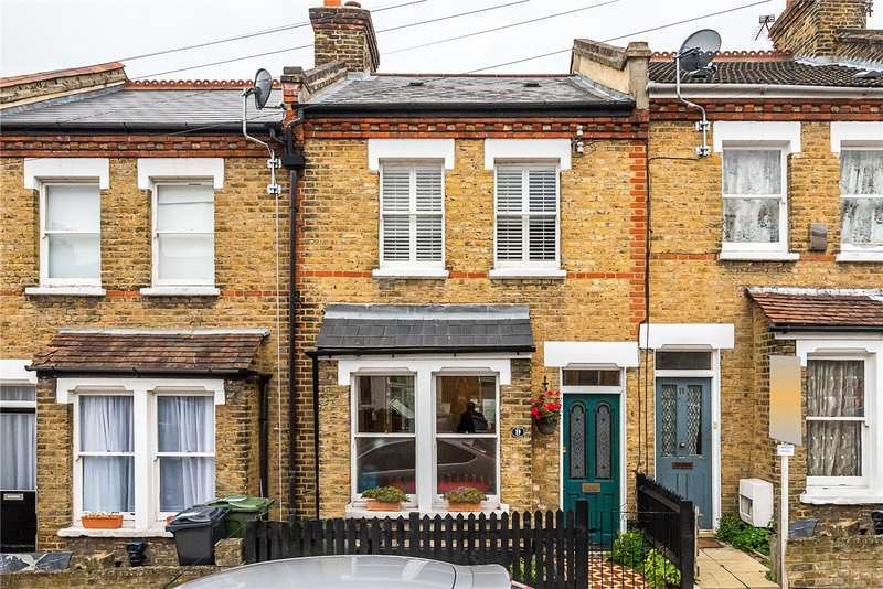 2 Bedrooms Terraced House for sale in Tivoli Road, London, SE27