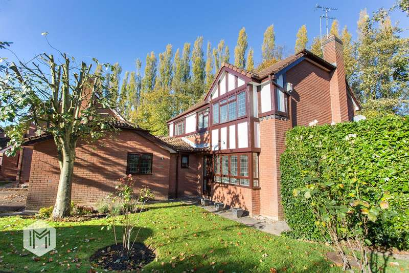 4 Bedrooms House for sale in Doeford Close, Culcheth, Warrington, WA3