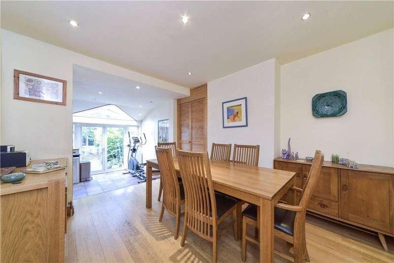 4 Bedrooms Terraced House for sale in Heathfield South, Twickenham, TW2