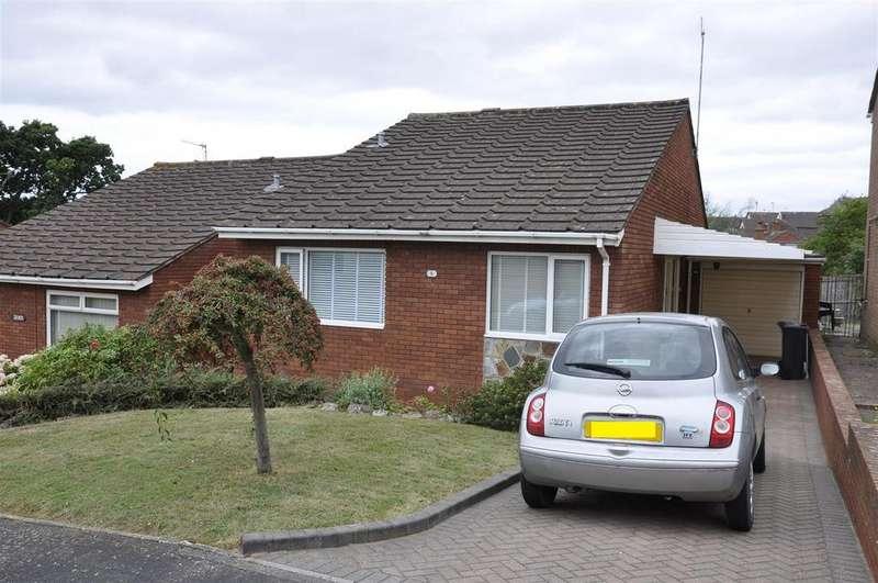2 Bedrooms Detached Bungalow for sale in Pinhoe, Exeter