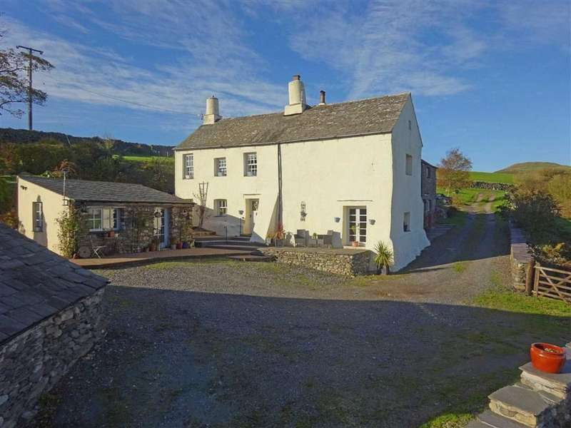 6 Bedrooms Detached House for sale in Hallthwaite, Cumbria