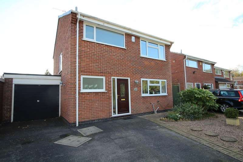 3 Bedrooms Detached House for sale in Bateman Road, East Leake
