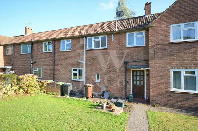3 Bedrooms Terraced House for sale in How Wood, St. Albans