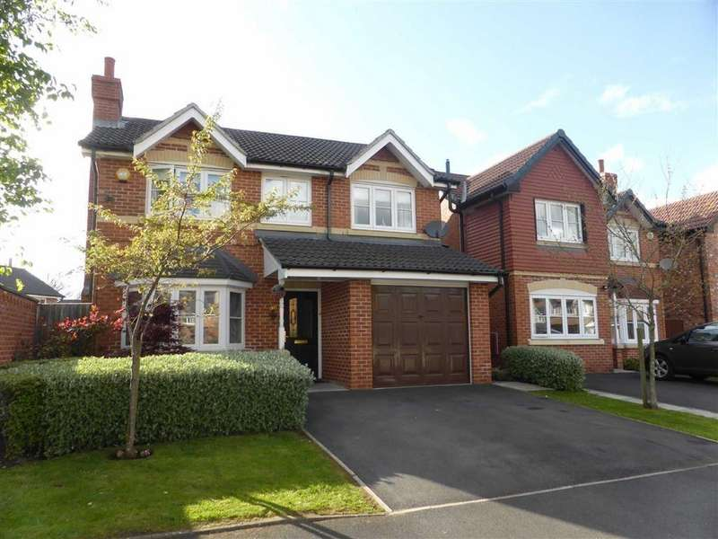 4 Bedrooms Detached House for sale in Rimsdale Drive, Manchester