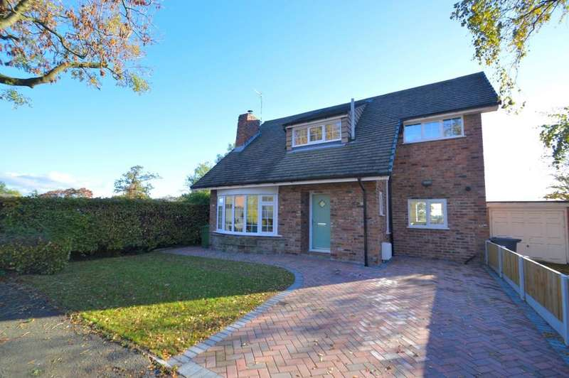 3 Bedrooms Detached House for sale in Greenfields Close, Lach Dennis