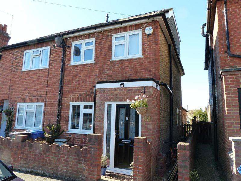 3 Bedrooms End Of Terrace House for sale in Maidenhead - Rutland Road