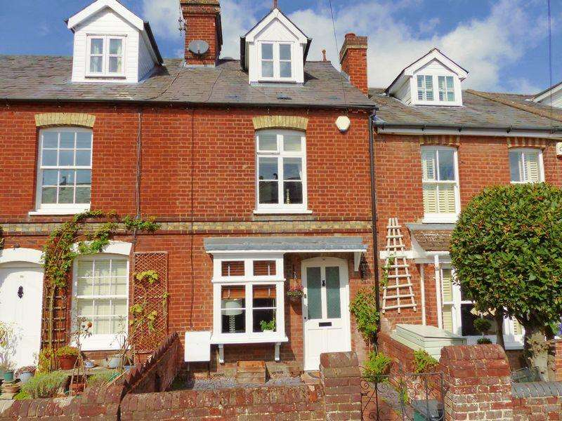 3 Bedrooms Terraced House for sale in Beaumont Rise, Marlow