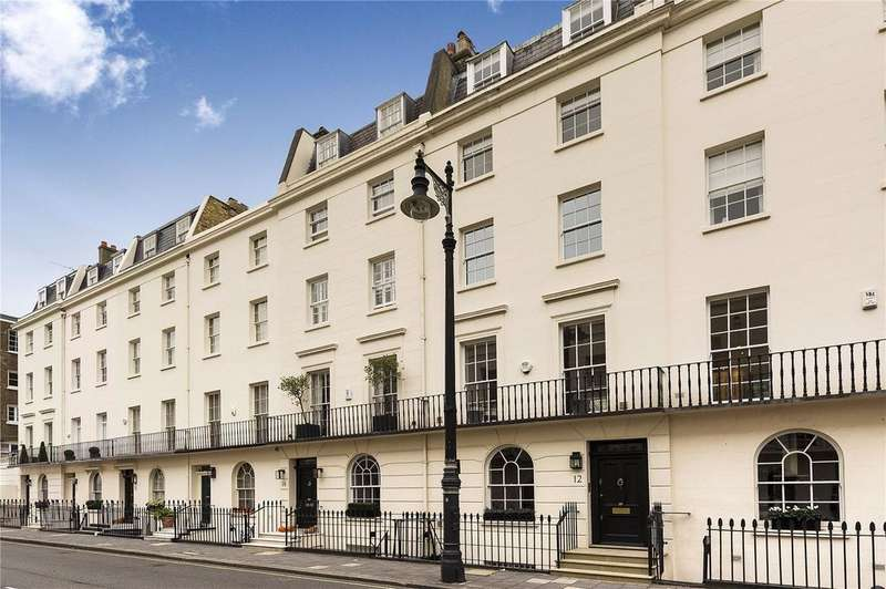 5 Bedrooms Terraced House for sale in Chester Row, Belgravia, London, SW1W