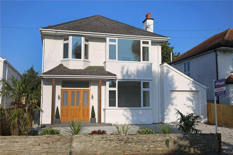 4 Bedrooms Detached House for sale in Broadlands Avenue, Bournemouth, Dorset, BH6