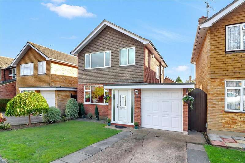 3 Bedrooms House for sale in All Saints Crescent, Watford, Hertfordshire, WD25