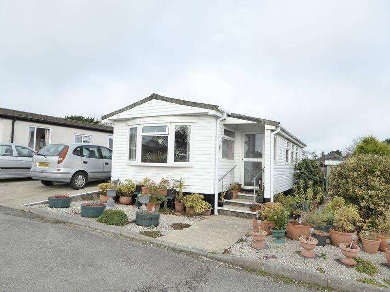 1 Bedroom Park Home Mobile Home for sale in Planet Park, Delabole