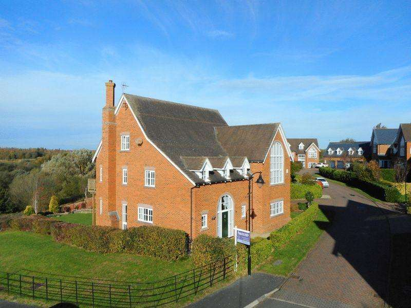 5 Bedrooms Detached House for sale in Sandford Crescent, Wychwood Park, Weston