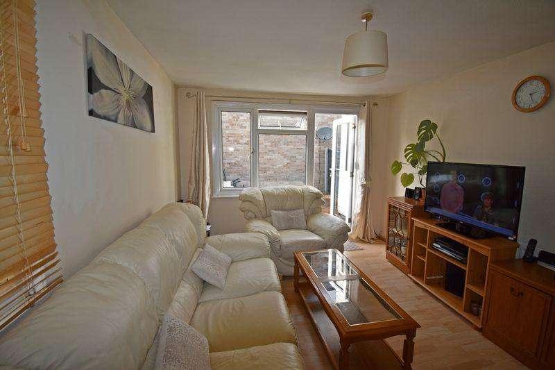 1 Bedroom Maisonette Flat for sale in Freemantle Close, Basingstoke