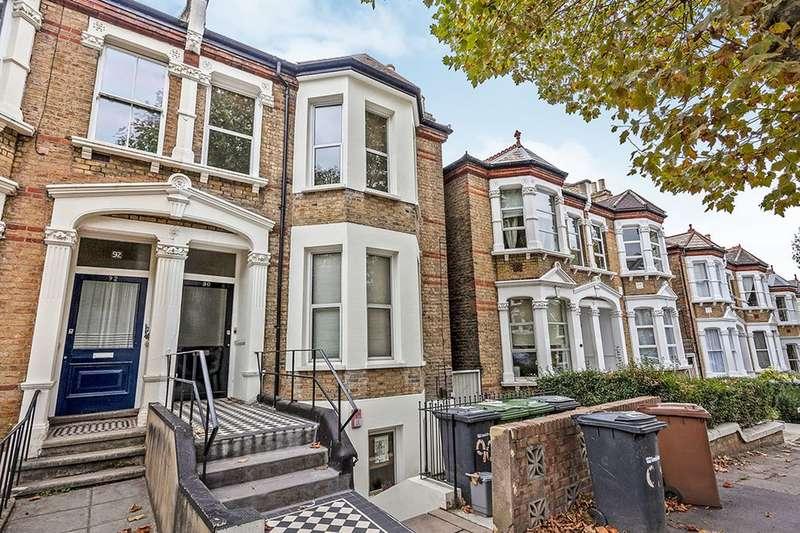 2 Bedrooms Flat for sale in Erlanger Road, Telegraph Hill Conservation Area, London, SE14