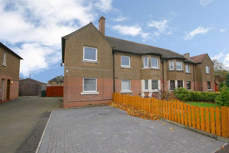 3 Bedrooms Apartment Flat for sale in Oswald Avenue, Grangemouth