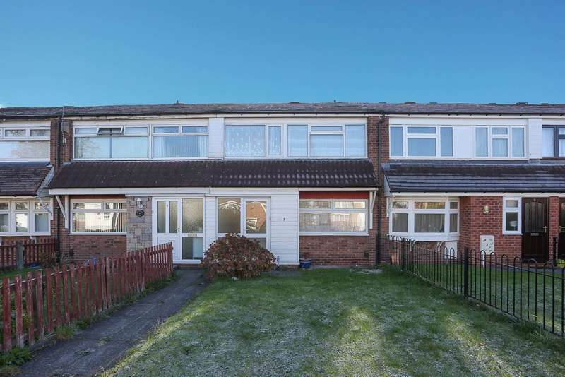 3 Bedrooms Terraced House for sale in Brookpiece Walk, Castle Vale B35