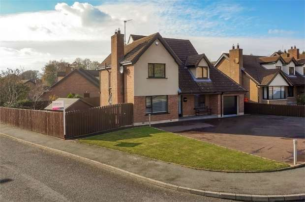 5 Bedrooms Detached House for sale in Waringfield Drive, Moira, Craigavon, County Armagh