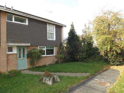 3 Bedrooms End Of Terrace House for sale in Hythe, Southampton, Hampshire