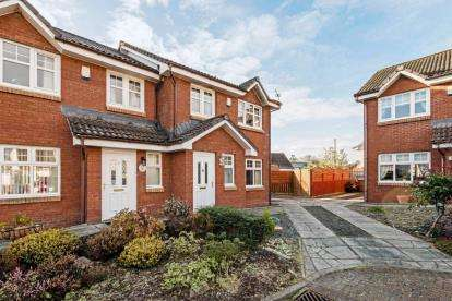 3 Bedrooms Semi Detached House for sale in Burnton Court, Dalrymple