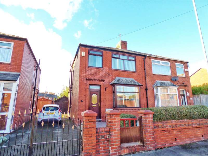 3 Bedrooms Semi Detached House for sale in Raven Avenue, Chadderton, Oldham, Greater Manchester, OL9