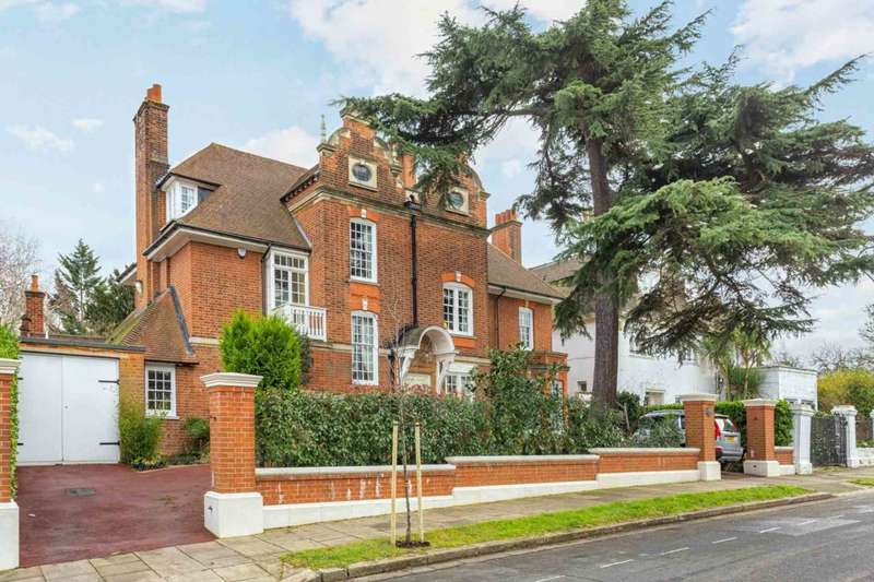 8 Bedrooms House for sale in Edgehill Road, London