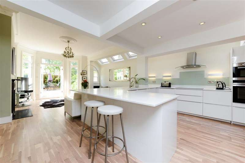 5 Bedrooms Terraced House for sale in Elmwood Road, Herne Hill, SE24