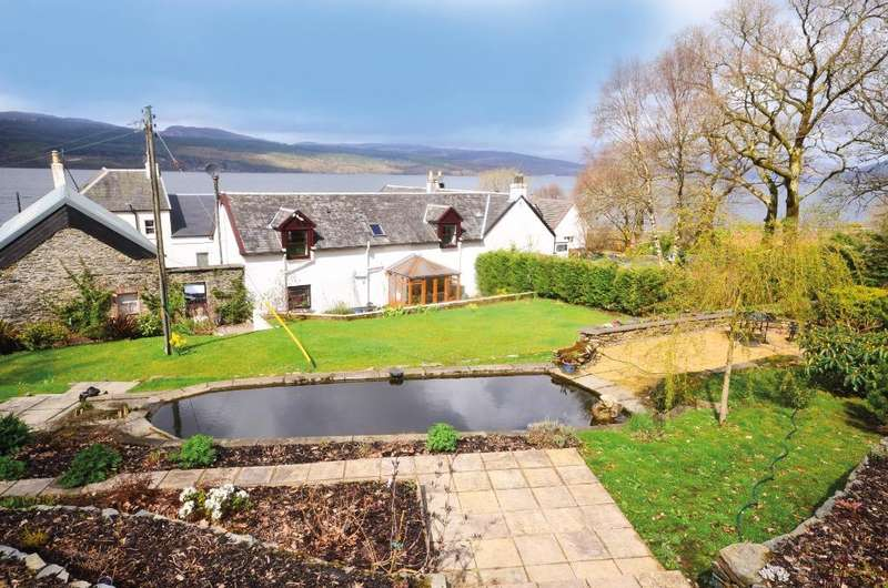 2 Bedrooms Semi Detached House for sale in Letters Farm, Strathlachlan, Strachur, PA27 8BZ