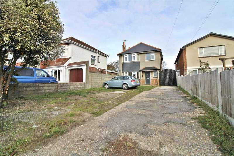 3 Bedrooms Detached House for sale in Convenient Location with lots of parking, Wallisdown Road, Bournemouth