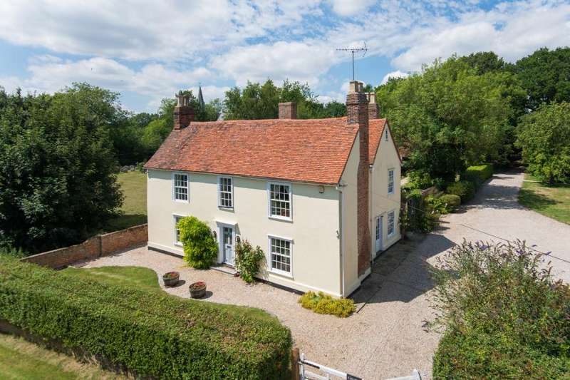 4 Bedrooms House for sale in Church Road, West Hanningfield, Chelmsford, Essex