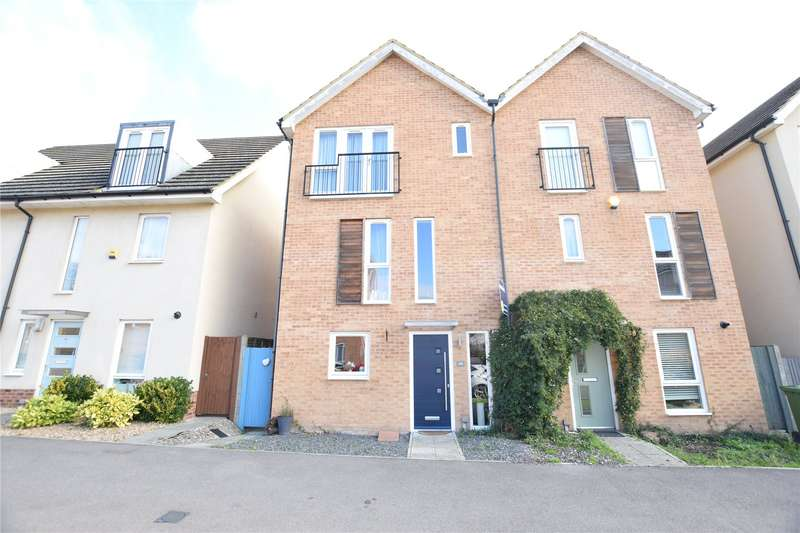 4 Bedrooms End Of Terrace House for sale in Austin Way, Bracknell, Berkshire, RG12