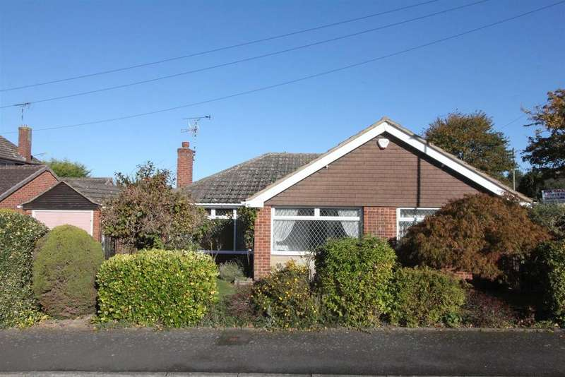 3 Bedrooms Detached Bungalow for sale in Underwood Crescent, Sapcote,